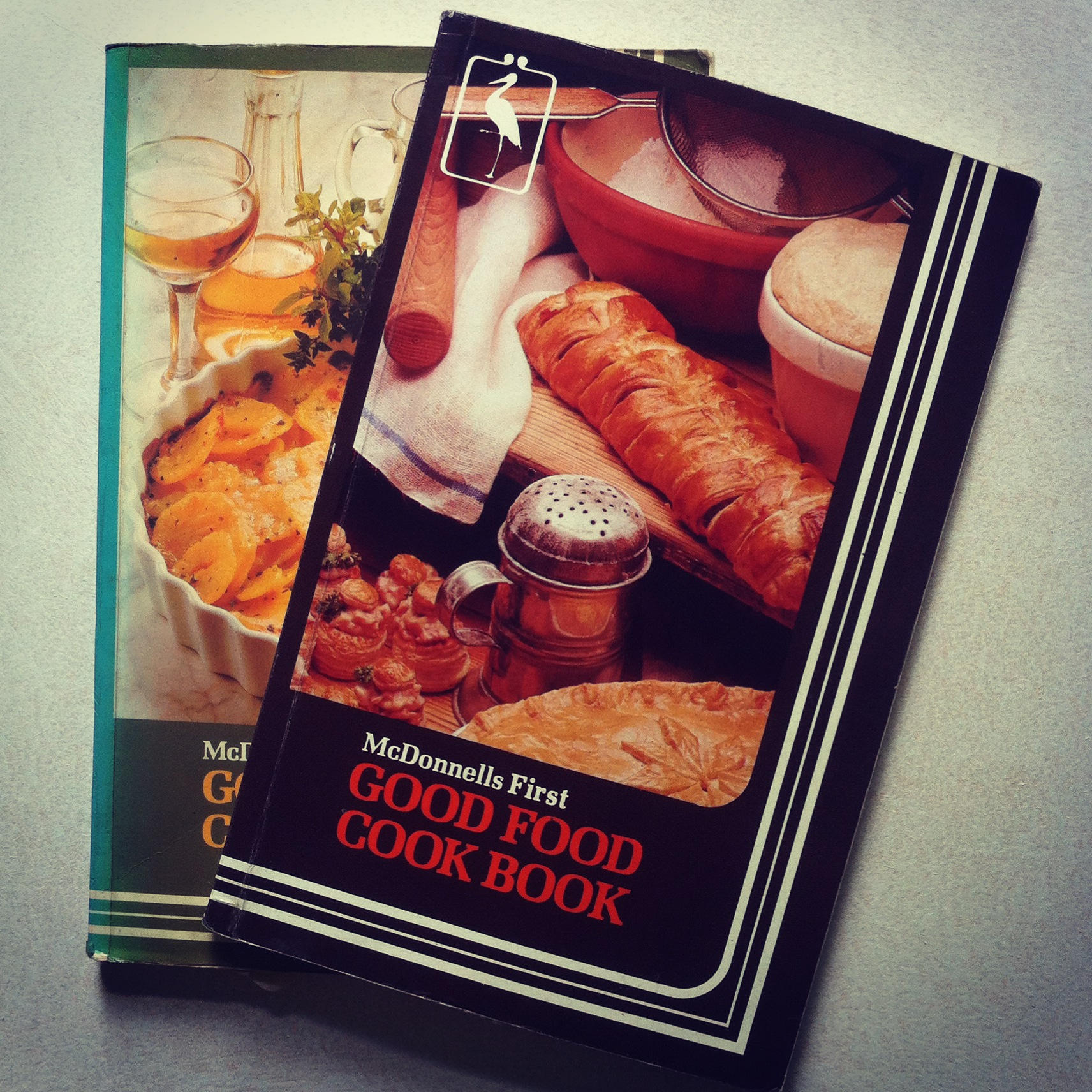 Good Meals To Cook: An Old Favourite: McDonnell's Good Food Cookbooks And