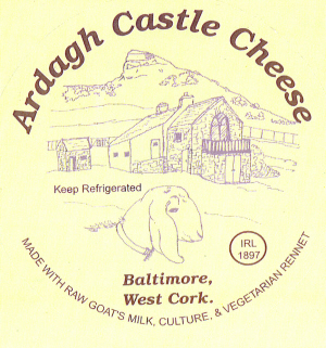 Ardagh Castle Goat's Cheese