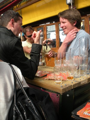 Eight Degrees Brewing at the Franciscan Well Easter Beerfest