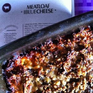 Meatloaf with Cashel Blue Cheese - Meals with mince