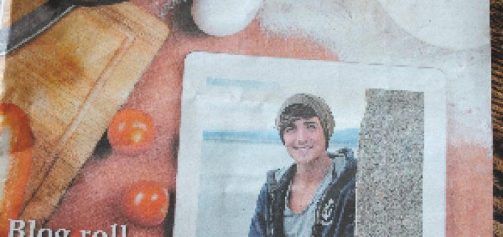 Bibliocook.com - Donal Skehan on Irish Examiner for digital food media feature