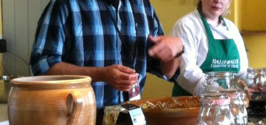 Bibliocook.com - Sandor Katz talks fermentation at Ballymaloe LifFest 2013