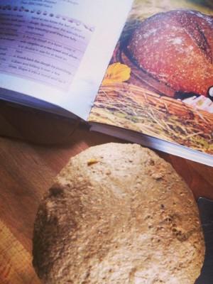 Eight Degrees' Knockmealdown Porter, Molasses and Walnut Bread