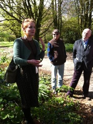 gardener and journalist