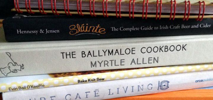 Bibliocook.com - Irish cookbooks 2014