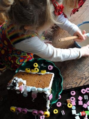 Bibliocook.com - Gingerbread House 2014