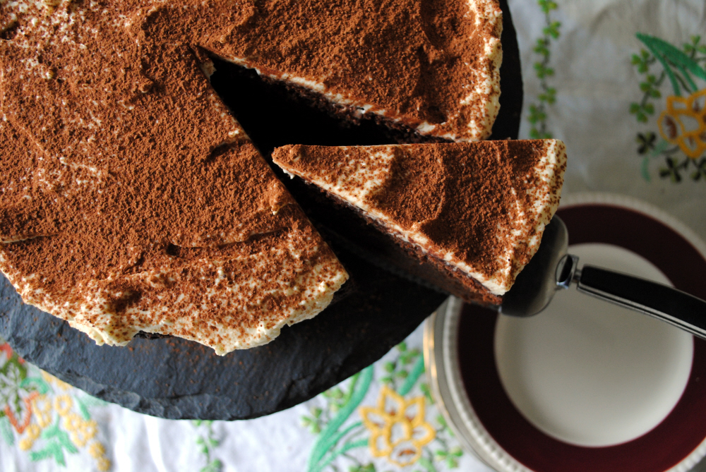 Chocolate Porter Cake Recipe