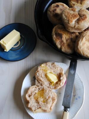 Bibliocook.com - English Muffins