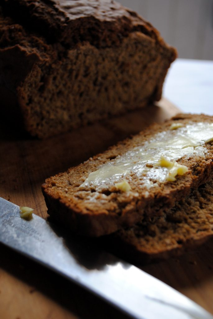 Bibliocook.com - Stout and Treacle Spelt Bread