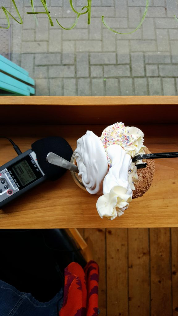 Bibliocook.com - FreakShakes at The Green Sheep, Thurles