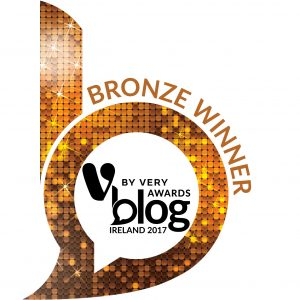 V By Very Blog Awards 2017-Bronze