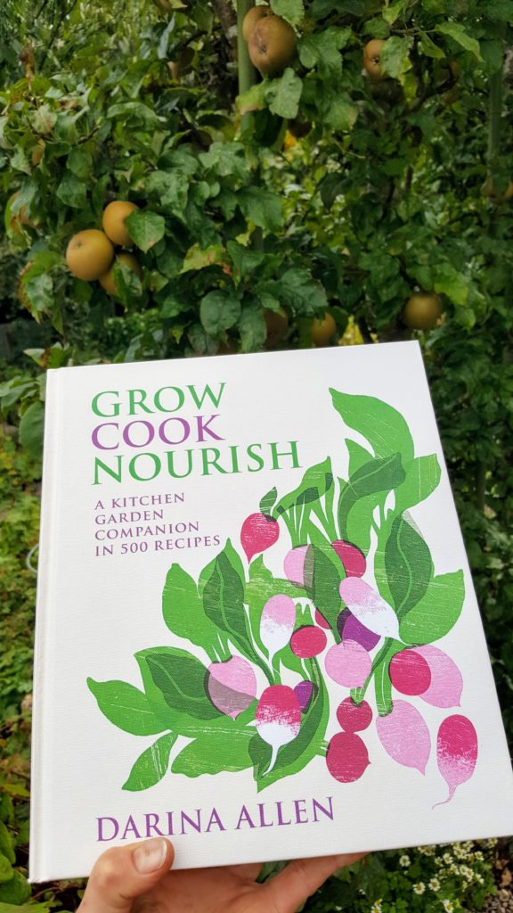 Bibliocook.com - Grow, Cook, Nourish by Darina Allen at Ballymaloe Cookery School Sept 2017