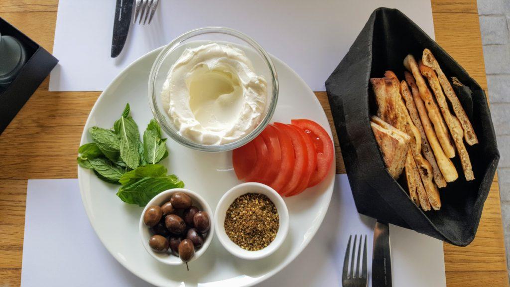 Bibliocook.com - March 2018 - Beirut breakfast