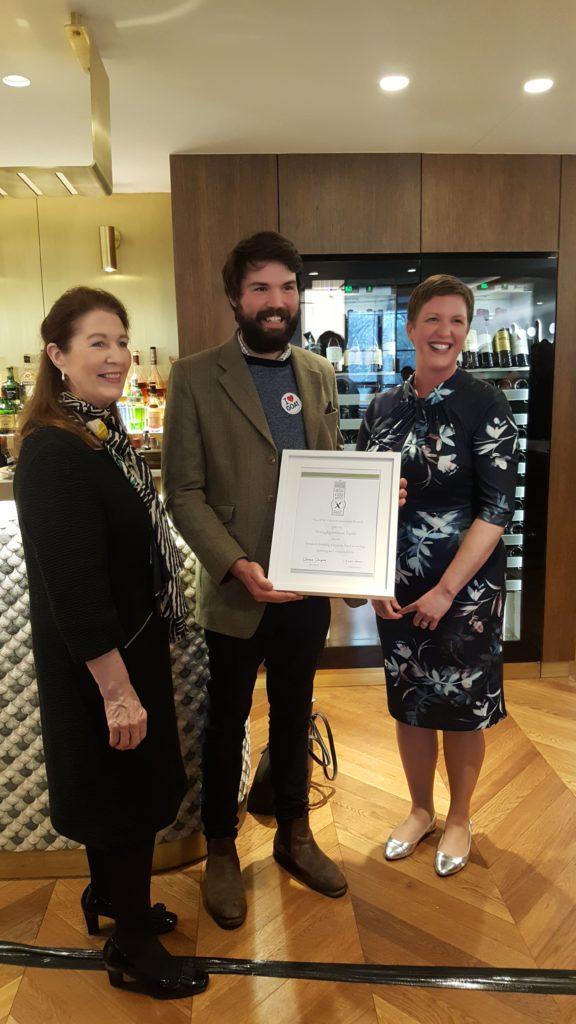 Bibliocook.com - Irish Food Writers' Guild Awards 2019 - Broughgammon Farm.