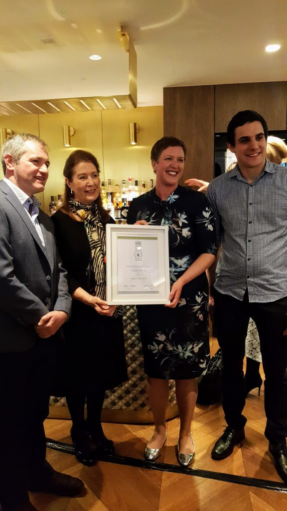 Bibliocook.com Irish Food Writers' Guild Awards 2019 - Hegarty's Cheese
