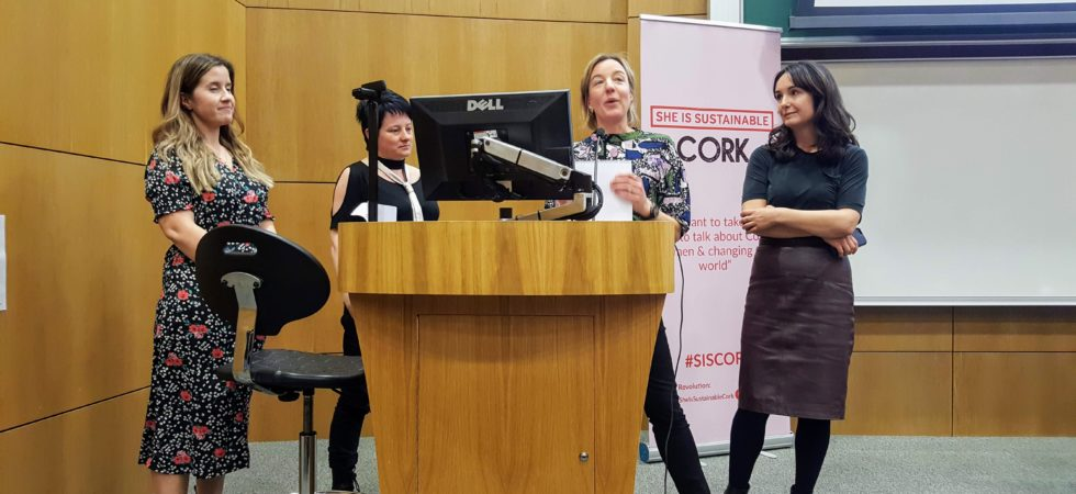 Bibliocook.com - She is Sustainable Cork - March 2019