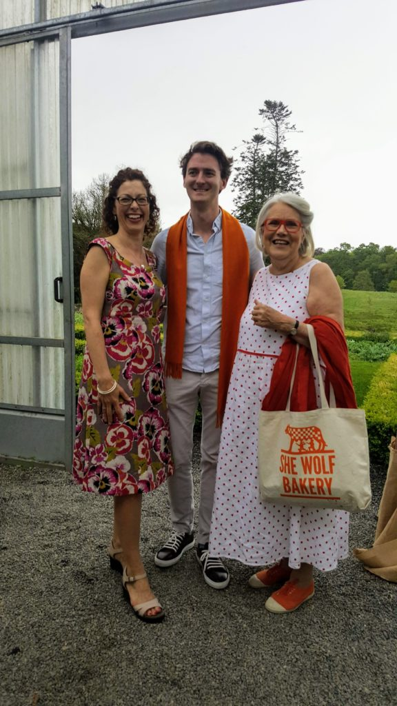 Bibliocook.com - Euro Torques Food Awards 2019 - JR Ryall, Darina Allen