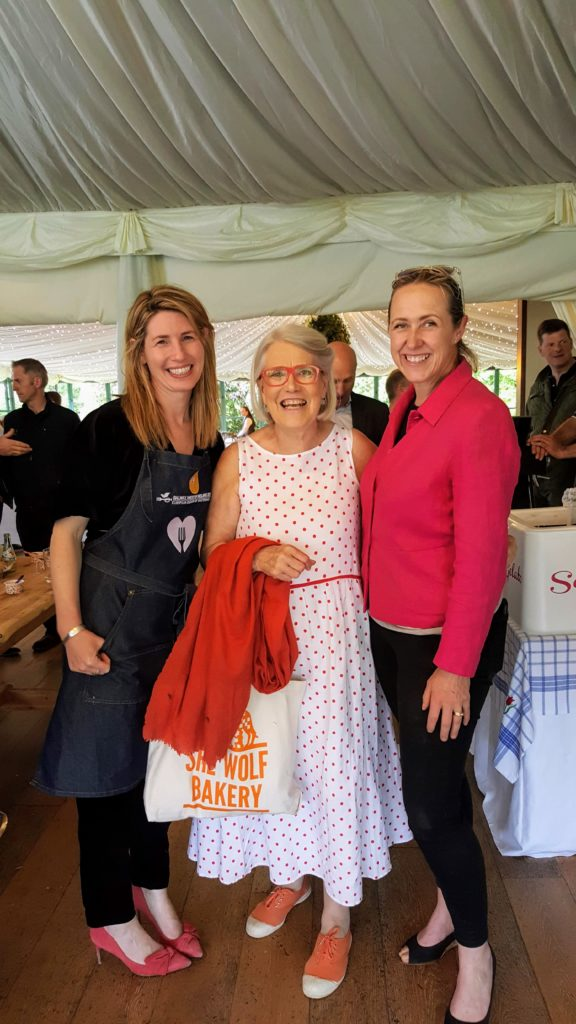 Bibliocook.com - Euro Torques Food Awards 2019 - Kylemore Farmhouse Cheese, Darina Allen, Magners Farm