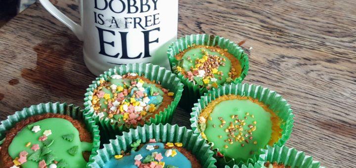 Bibliocook.com - Hannah cupcakes