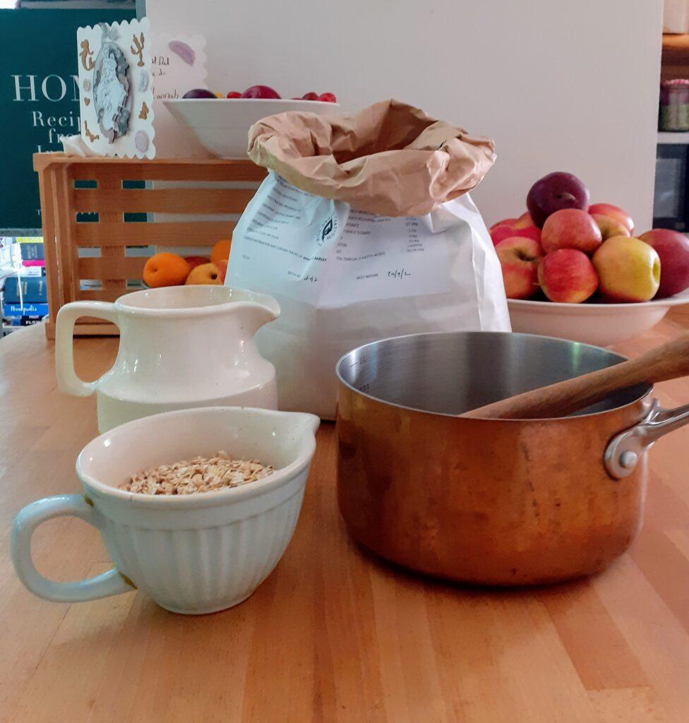 Bibliocook.com - porridge