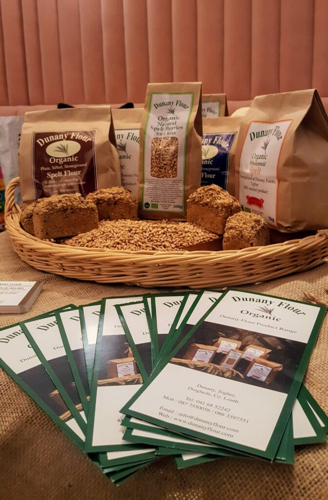 Bibliocook.com - Irish millers - Dunany Mills at the 2019 IFWG Awards