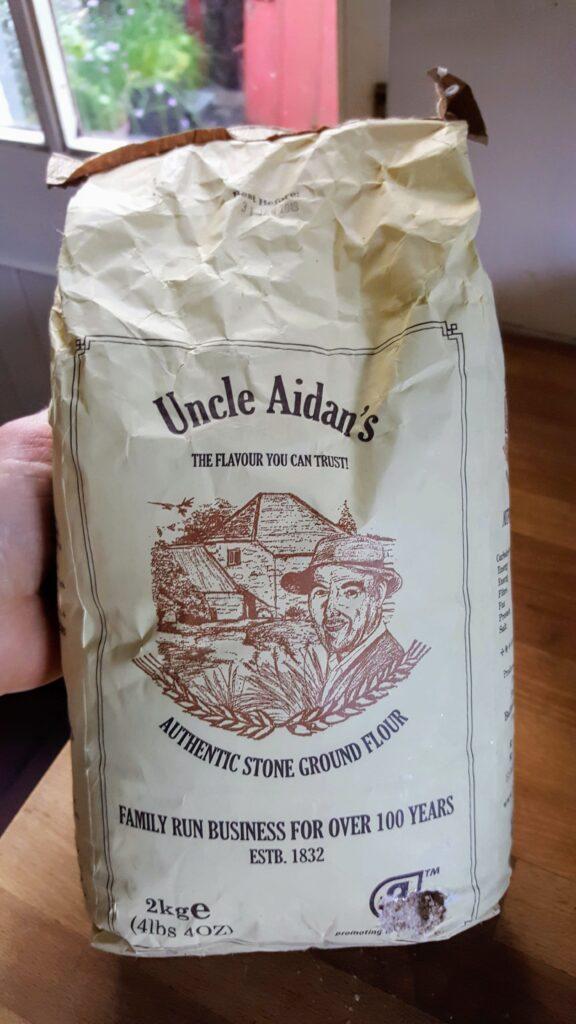 Bibliocook.com - Irish millers - Uncle Aidan's flour