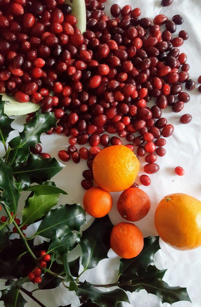 Bibliocook.com - cranberries