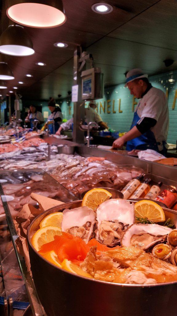 Bibliocook.com - O'Connell's Fishmongers in Cork's English Market