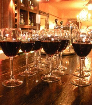A little wine in Salamanca on the Campo Viejo Tapas Trail