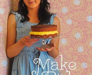 Make Bake Love by Irish food blogger Lilly Higgins
