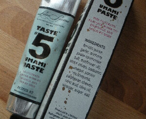 Laura Santtini's intriguing Taste #5 Umami Paste