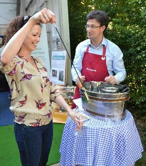 Cork Food Festival - Colm at Ballymaloe House
