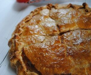 An Irish version of a Kiwi classic: Bacon and Egg Pie