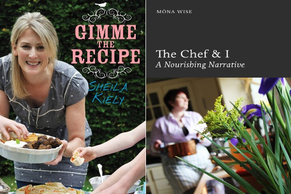 Gimmie the Recipe by Shelia Kiely - The Chef & I by Mona Wise