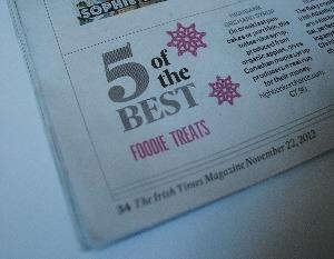The Irish Times Christmas Supplement 2012