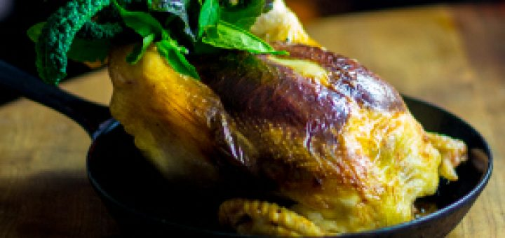 Bibliocook.com - NoMAD roast chicken. Picture by David Kiernan, Kitchen 72
