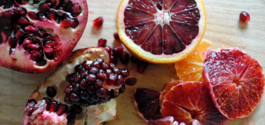 Bibliocook.com - Blood Orange, Pomegranate