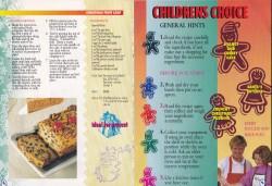 Bibliocook.com - Stork Christmas cookery booklet - p16 & 17
