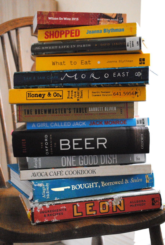 Bibliocook.com - Cookbooks for Ballymaloe Litfest 15