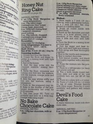 Brown book - volume 1 - McDonnells Good Food Cookbook by Paula Daly,
