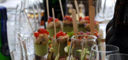 Cider and food at Longueville House
