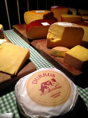 Bibliocook.com - Irish farmhouse cheese