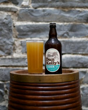 Picture courtesy of Dan Kelly's Cider