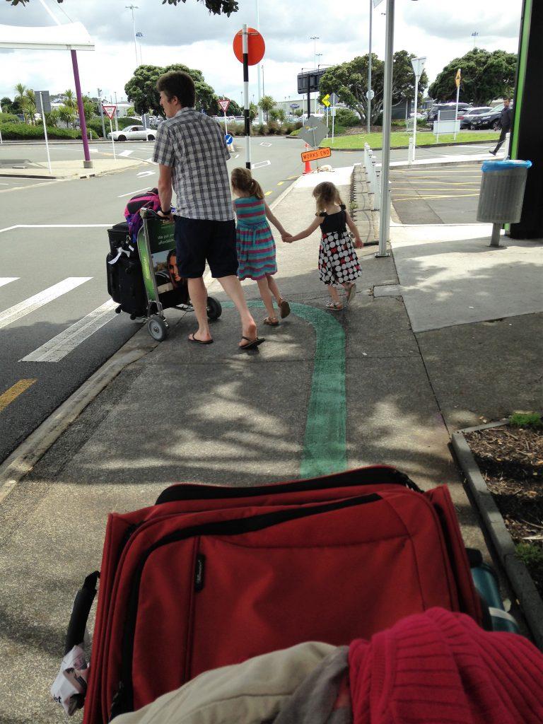 Bibliocook.com - at Auckland Airport
