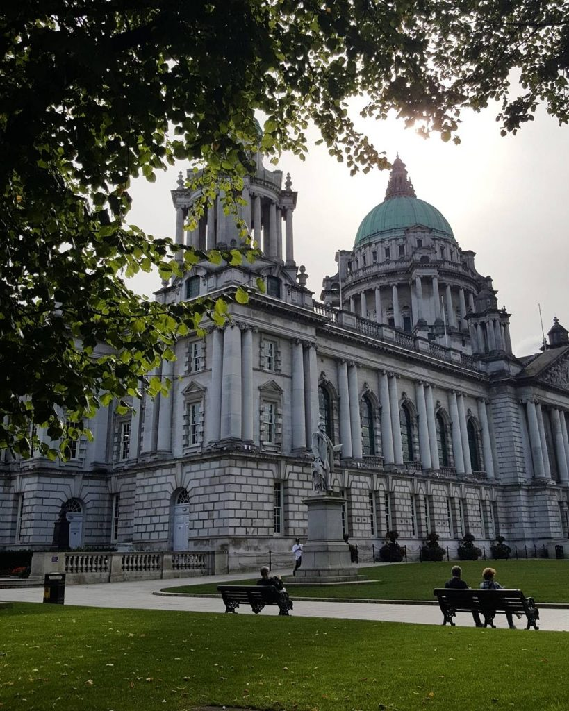 Bibliocook.com - ABV17 Beer Fest and Belfast City Hall