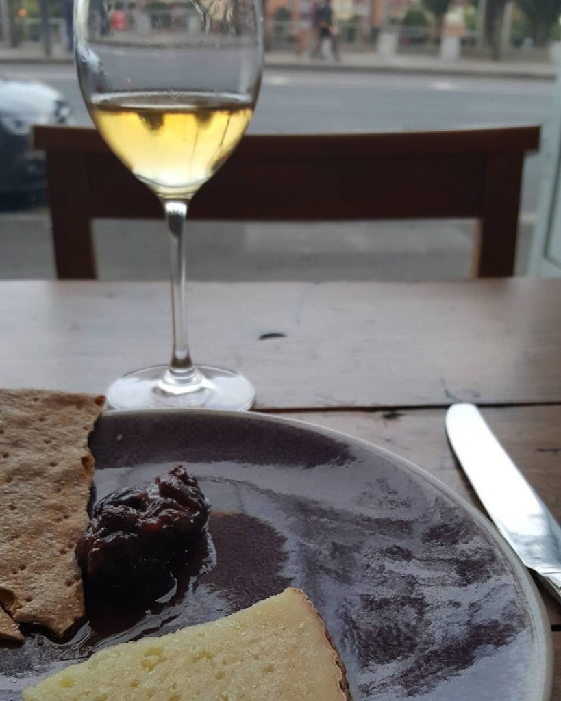 Bibliocook.com - ABV17 Beer Fest and Belfast - manzanilla and manchego at Ox Belfast