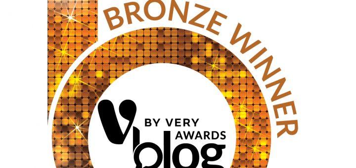 Bibliocook.com - V By Very Blog Awards 2017-Bronze