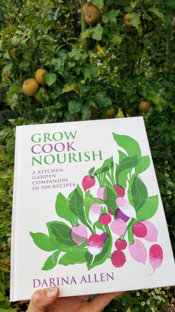 Bibliocook.com - Grow, Cook, Nourish by Darina Allen at Ballymaloe Cookery School Sept 2017
