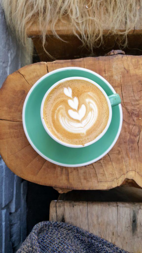 Bibliocook.com - Belfast 2017 - Root & Branch Coffee Roasters