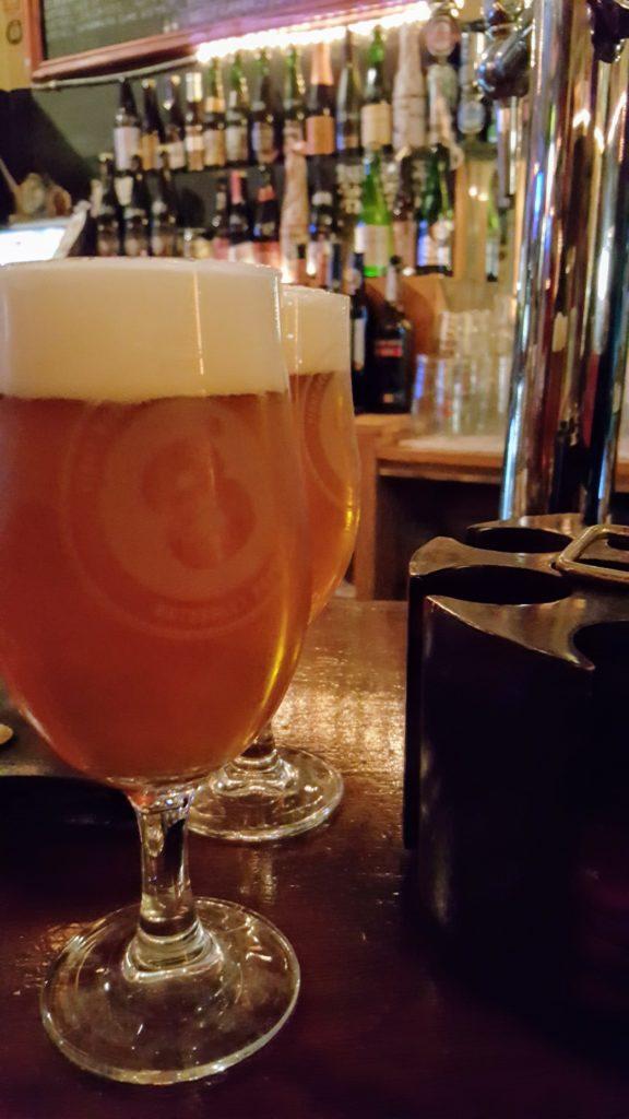 Bibliocook.com - Gannet does Cork - Eight Degrees Hurricane IPA - Bierhaus